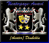 THEATERPAGE 2-Sterne-Award in SILBER